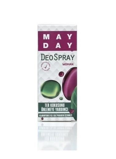 May Day Deodorant Renksiz
